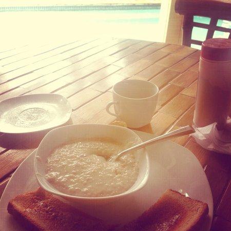 La Jamaca: Good breakfast!