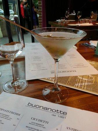 Buonanotte: Martini,,,hummm!