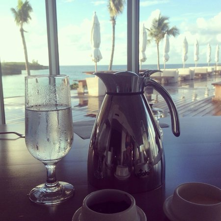 The Cove Eleuthera : Breakfast Paradise