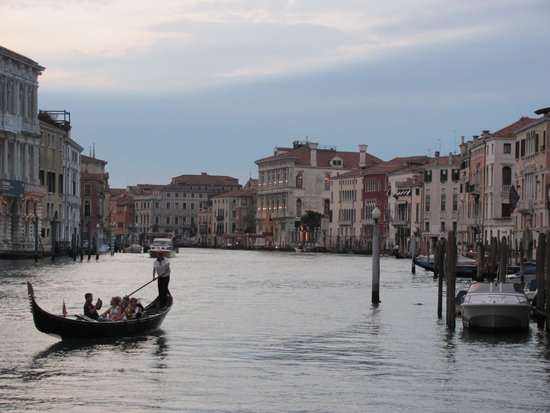 Hotel Al Vagon: This is what you come to Venice for