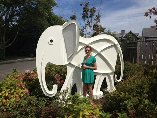 White Elephant Village | Residences & Inn: elephant