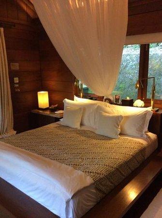 COMO Shambhala Estate, Bali : Water Residence Bedroom