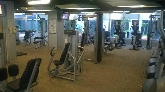 Regal Airport Hotel: Gym