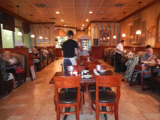 Sal S Italian Ristorante Inside Restaurant