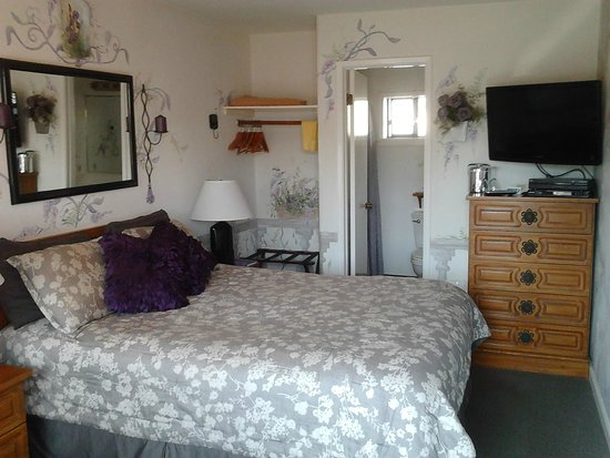 Seaside Motel: chambre 4