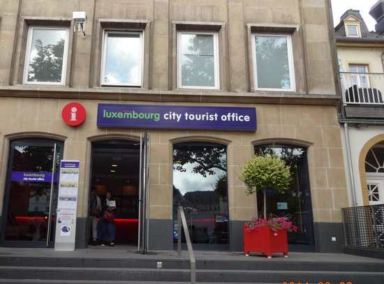 ‪Luxembourg City Tourist Office‬