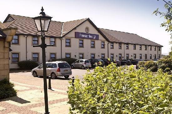 Premier Inn Ayr/Prestwick Airport Hotel: Premier Inn at Prestwick