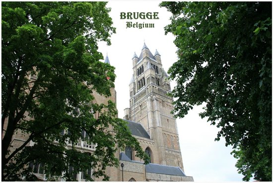 Holy Savior Cathedral (Sint-Salvatorskathedraal): Holy Savior Cathedral - Bruges, Bélgica