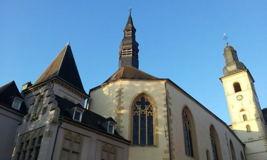 Saint Michel's Church : 教会の外観です