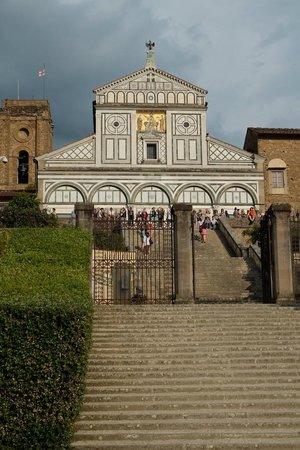 Basilica San Miniato al Monte: Basilica di San Miniato al Monte