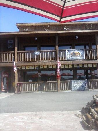 Holiday Inn Express & Suites Salamanca: View from Bear Mountain Resort