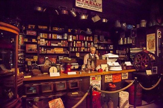 El Dorado County Museum: General Store
