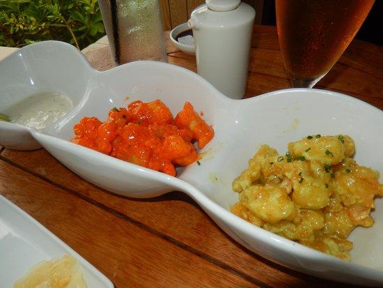 Morimoto : Shrimp Tempura