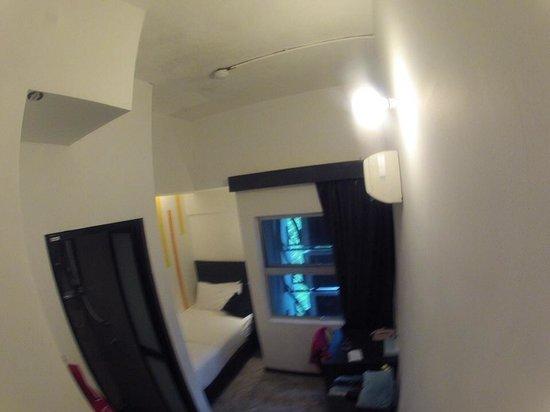 Grid 9 Hotel: Zimmer 211