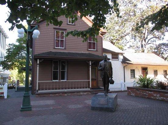 Helmcken House: House