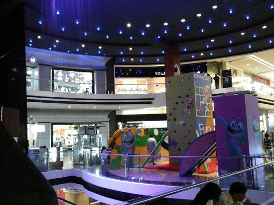 Zona Viva: mall