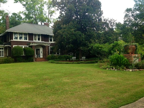 The Scott and Zelda Fitzgerald Museum: home/museum