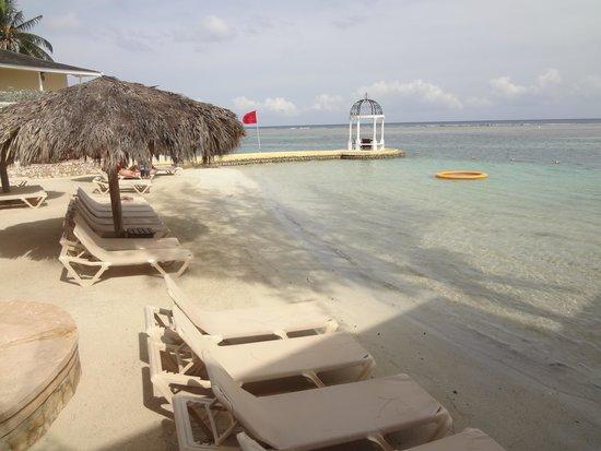 Sandals Royal Caribbean Resort and Private Island : Kensington Beach