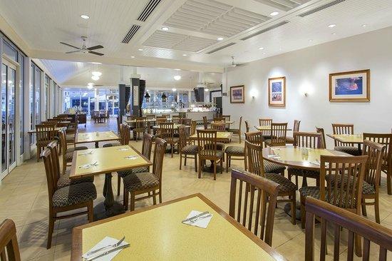 Hotel Grand Chancellor Palm Cove: Restaurant