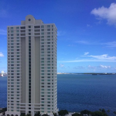 Mandarin Oriental, Miami: View from the Hotel