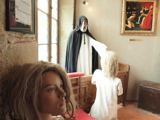 Le Musée de la Torture de Carcassone : inside the Musee
