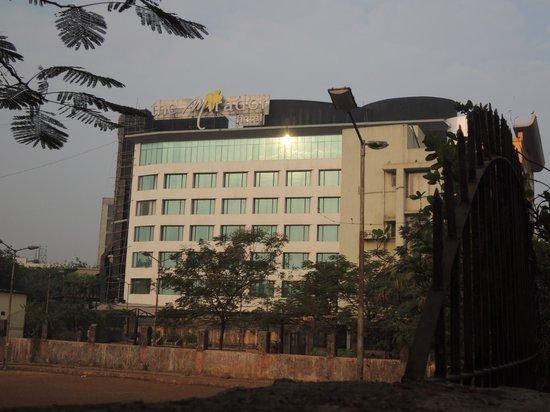 The Mirador Hotel : ホテル遠景