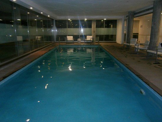 Real Colonia Hotel & Suites : PILETA CUBIERTA