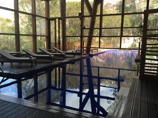 Tambo del Inka, a Luxury Collection Resort & Spa: piscina parte imterna