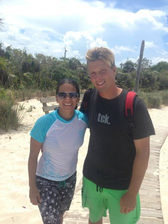 Providenciales: Nic and I