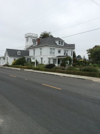 Weller House Inn: Being at the top of the Tower provides great views of the Pacific ocean and Fort Bragg.