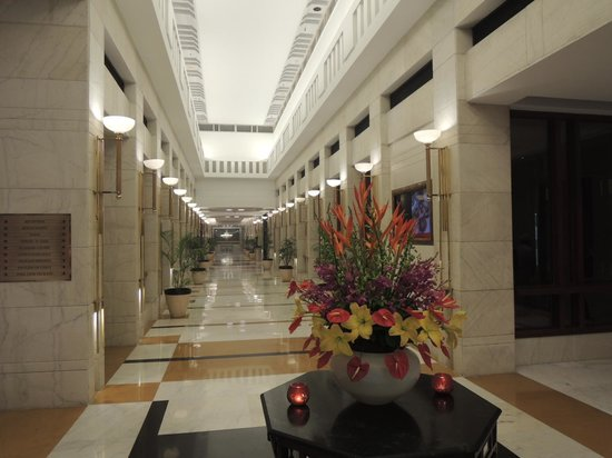 Jaypee Palace Hotel & Convention Centre Agra: ホテル内部
