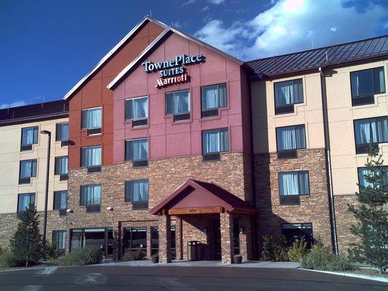 TownePlace Suites Farmington: Outside view