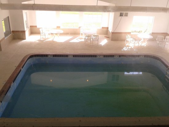Colfax Inn: Indoor pool
