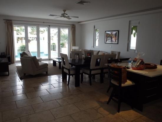 Coral Beach Club Villas & Marina : Our Dream House on Dawn Beach