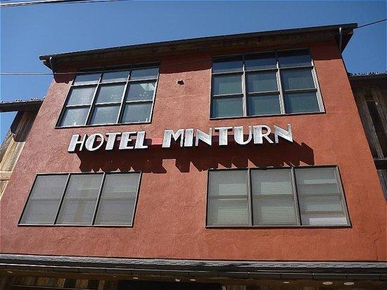 Hotel Minturn: The hotel