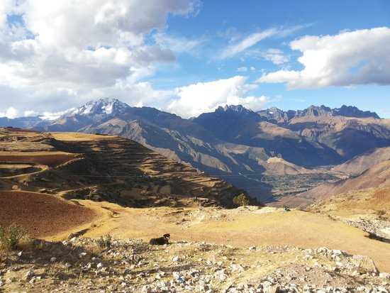 Encuentros Andinos: ziplining over the sacred valley