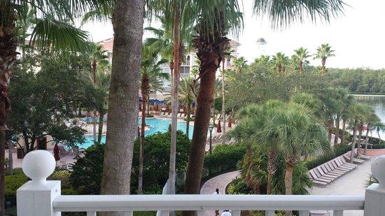 Marriott's Grande Vista: No need to leave the resort