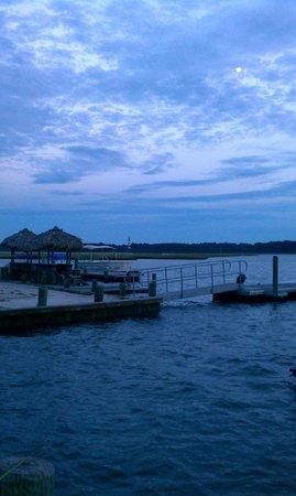 Snug Harbor Marina and Cottages: The marina
