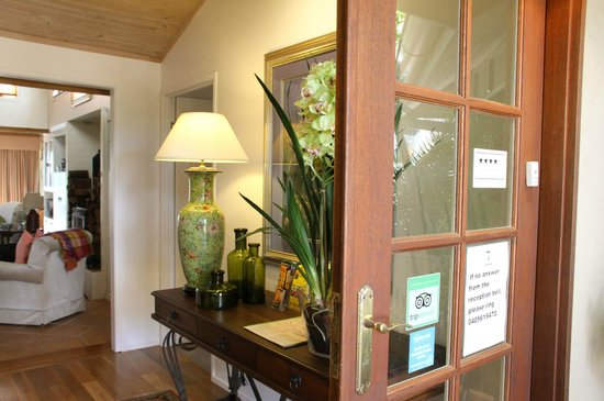 Arabella Guesthouse: Entrance