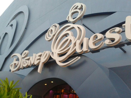 DisneyQuest Indoor Interactive Theme Park : Disney Quest