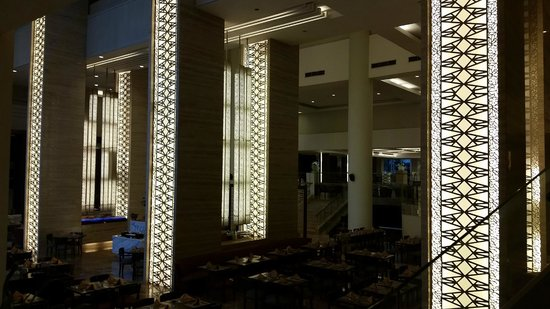 Hotel Santika Premiere Slipi: Área do restaurante