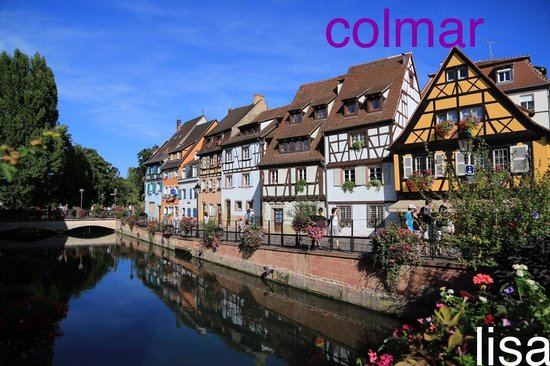 Colmar Optional Tour - L.C.A. Toptour: 浪漫