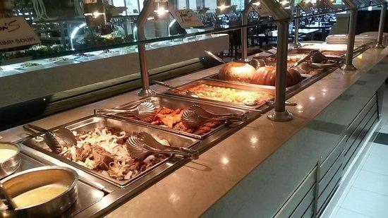 Gilson's Brazillian Restaurant: Opções Variadas