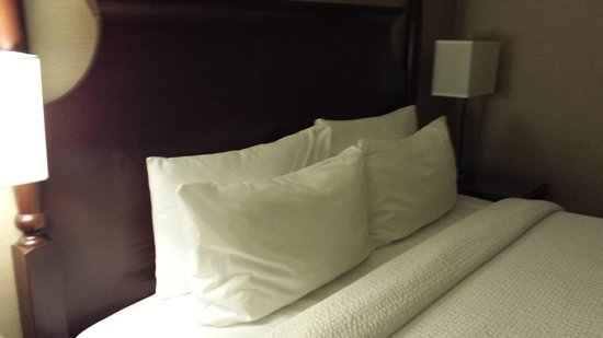 Fairfield Inn Boston Sudbury: BED