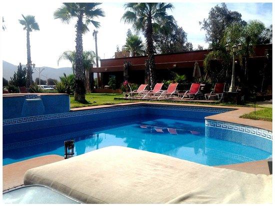 Hotel Boutique Valle de Guadalupe: Alberquita, agusto....