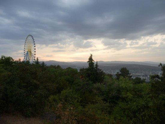 Funicular: Tbilisi Eye ))))
