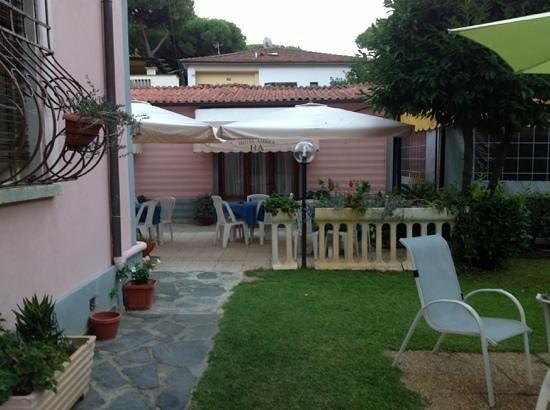 Hotel Ambra: esterno