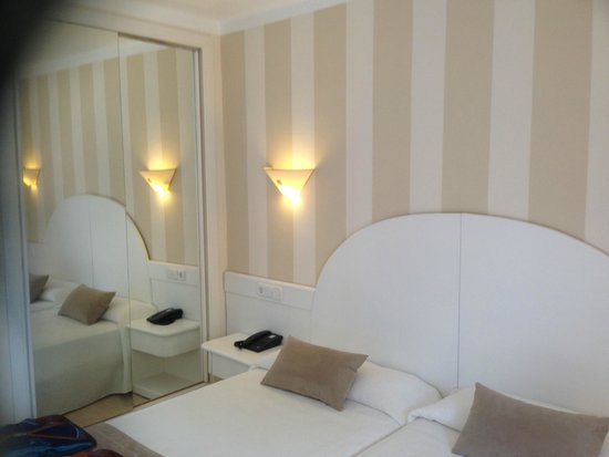 Hotel Delfin Mar: Doppelzimmer