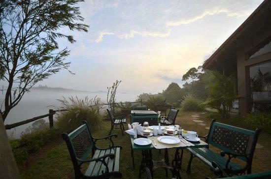 Pool Area Picture Of Heritage Resort Coorg Madikeri