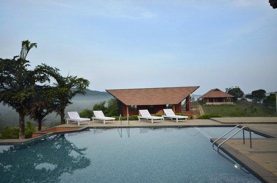 Pool Area Picture Of Heritage Resort Coorg Madikeri Tripadvisor